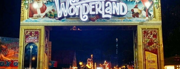 Winter Wonderland is one of Locais curtidos por Mete.