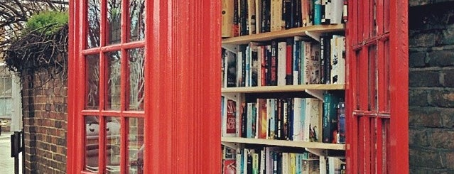 Lewisham Micro Library is one of Bookstores - International.