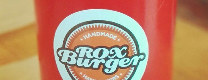 Rox Burger is one of Lugares guardados de N..