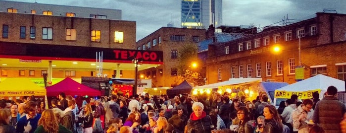 Urban Food Fest is one of London 🇬🇧.