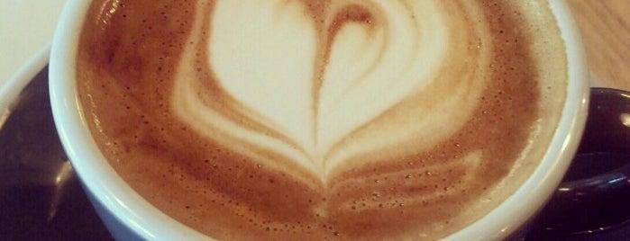Caravan King's Cross is one of Specialty Coffee Shops (London).