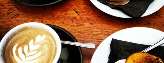 Kaffeine is one of Eats: London.