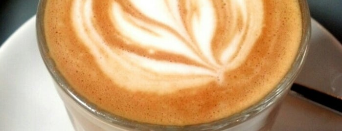 Department of Coffee and Social Affairs is one of Specialty Coffee Shops (London).