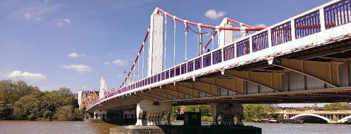 Chelsea Bridge is one of UK & Ireland.