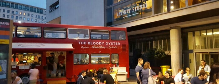 Bloody Oyster is one of The chilled FOMO list.