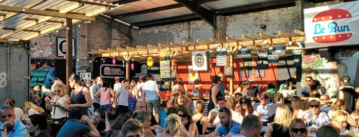 Street Feast Dalston Yard is one of O melhor do mundo.