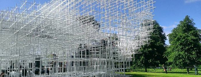 Serpentine Pavilion 2013 is one of Let's go to London!.