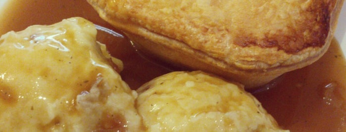 Square Pie is one of London: To-Do.