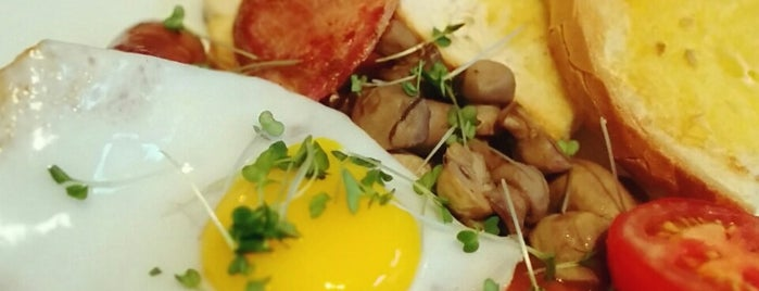 Duck Egg Cafe is one of Best of South East London.