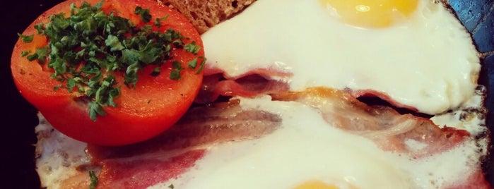 Kipferl is one of Breakfast/Brunch in London.