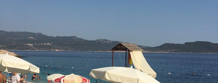 DD Beach Kaş Yarımada is one of Kaş-kalkan plajlar.