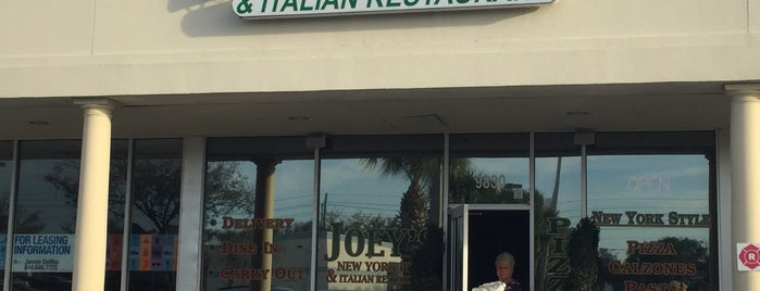 Joey's New York Pizzeria and Italian Restaurant is one of Need To Go.