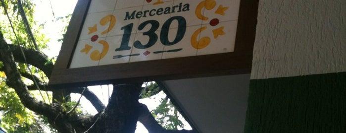 Mercearia 130 is one of Top BH.