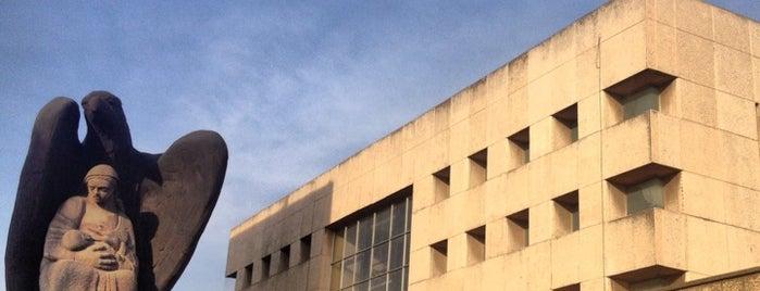UMAE Hospital de Oncología is one of Locais curtidos por U.