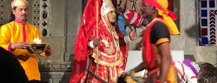 Bagore ki Haveli is one of Orte, die Asim gefallen.