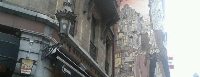 Rue du Marché au Charbon is one of Bélgica 🇧🇪.
