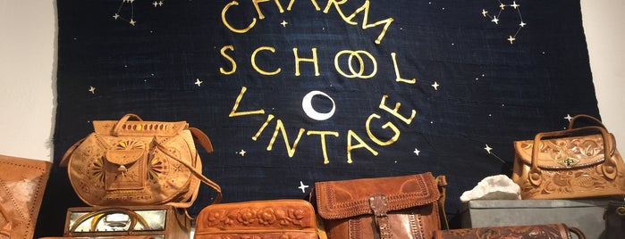 Charm School Vintage is one of Favorite Finds - Austin.