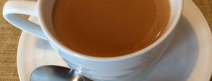 紅茶と珈琲の店 山猫亭 is one of Gespeicherte Orte von Yuka.