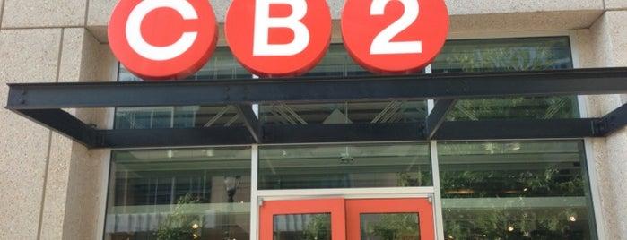 CB2 is one of Zack'ın Beğendiği Mekanlar.
