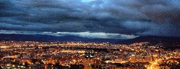 Lugares para visitar en Bogotá :)