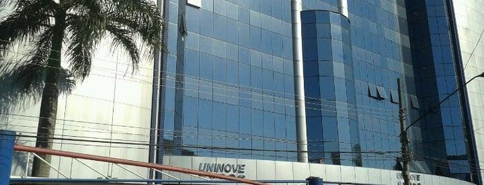 Universidade Nove de Julho - UNINOVE is one of Locais curtidos por Markus.
