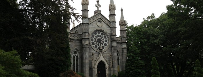 Mount Auburn Cemetery is one of Places I've Been!.