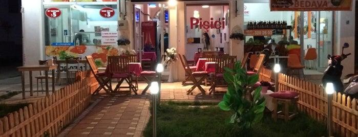 Pişici Kahvaltı & Fastfood & Yemek Salonu is one of Gizem : понравившиеся места.
