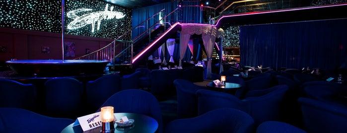 Sapphire Gentlemen's Club Las Vegas is one of Gentleman's Clubs Around the Nation.