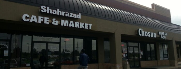 Shahrazad Market and Cafe is one of Best of Kansas City.