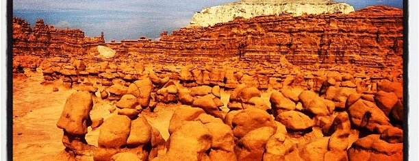 Goblin Valley State Park is one of USA Trip 2013.