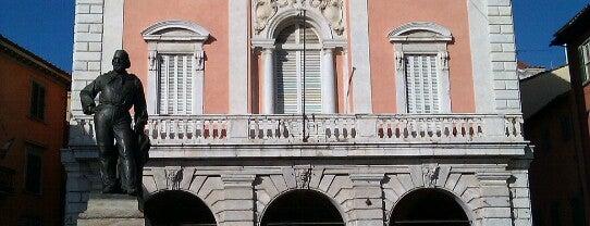 Piazza Garibaldi is one of Roma.