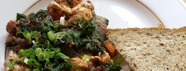 Cafe Ghia is one of Bushwick food.