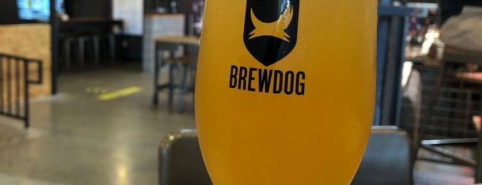 Brewdog Cincinnati is one of Cincinnati Area Breweries.