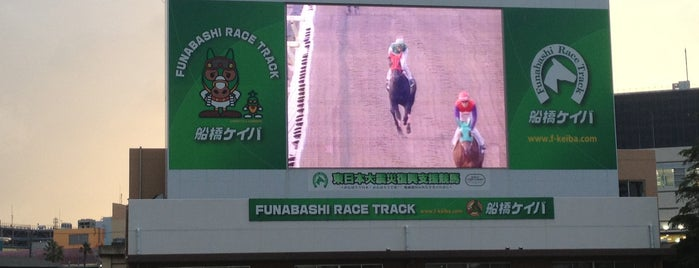 Funabashi Racecourse is one of Funabashi・Ichikawa・Urayasu.