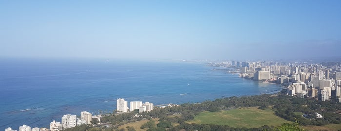 Diamond Head Vista is one of Tempat yang Disimpan Micah.