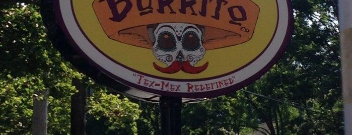 East Coast Burrito Co. is one of Posti che sono piaciuti a Rowan.
