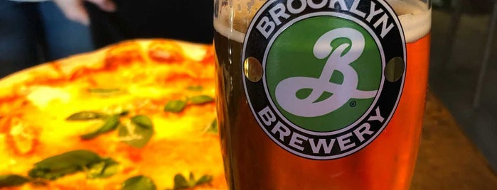 Broo Pizza & Bar is one of Sallaさんの保存済みスポット.