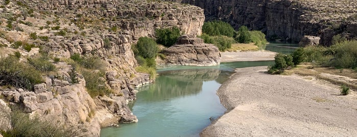 Big Bend National Park is one of National Recreation Areas.