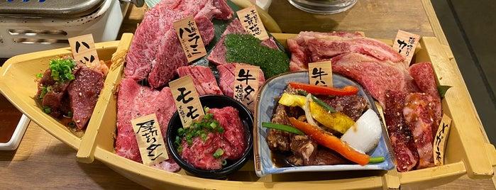 焼肉ホルモン 弘商店 四条高倉店 is one of Kyoto.