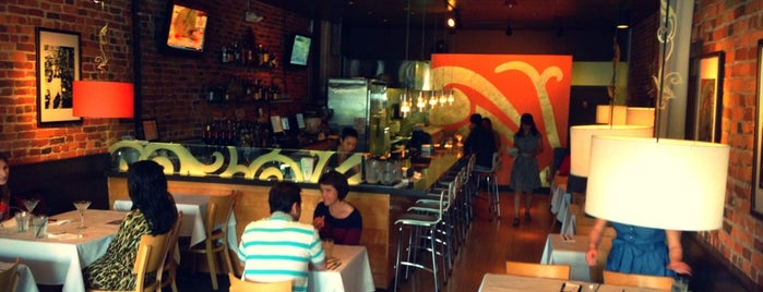 Nida's Thai on High is one of Colyumbus.