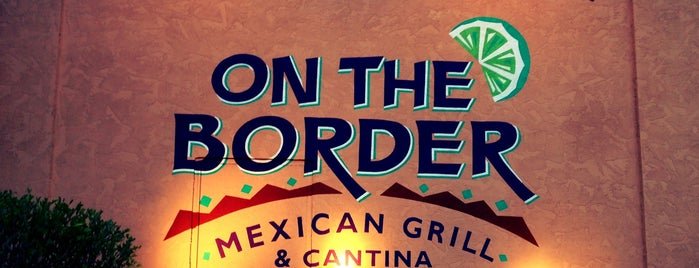 On The Border Mexican Grill & Cantina is one of Food & Drink to check out.