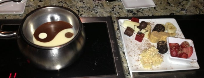 The Melting Pot is one of Leigh and Anthony.