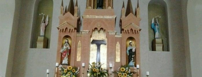 Igreja Matriz De Itapajé is one of สถานที่ที่ Carlos ถูกใจ.