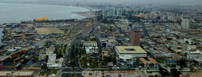 Arica is one of สถานที่ที่ Jorge ถูกใจ.