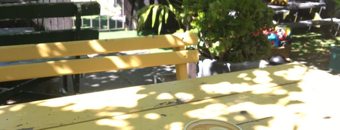 Little Olive Leaf Café is one of + Perth 01.