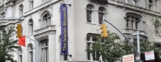 The Jewish Museum is one of The New Yorker's About Town.