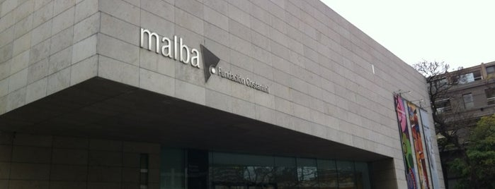 Museo de Arte Latinoamericano de Buenos Aires (MALBA) is one of Elyさんのお気に入りスポット.