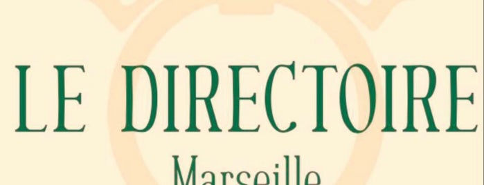 Le Directoire is one of A faire #2.