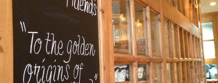 Le Pain Quotidien is one of Dubai Cafe Must Try.