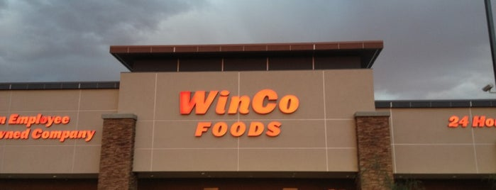 WinCo Foods is one of Lieux qui ont plu à Autumn.